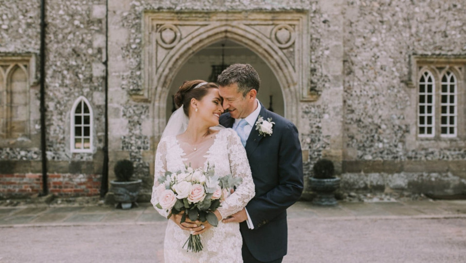 Dream Castle Goring Wedding - Adam and Stacey