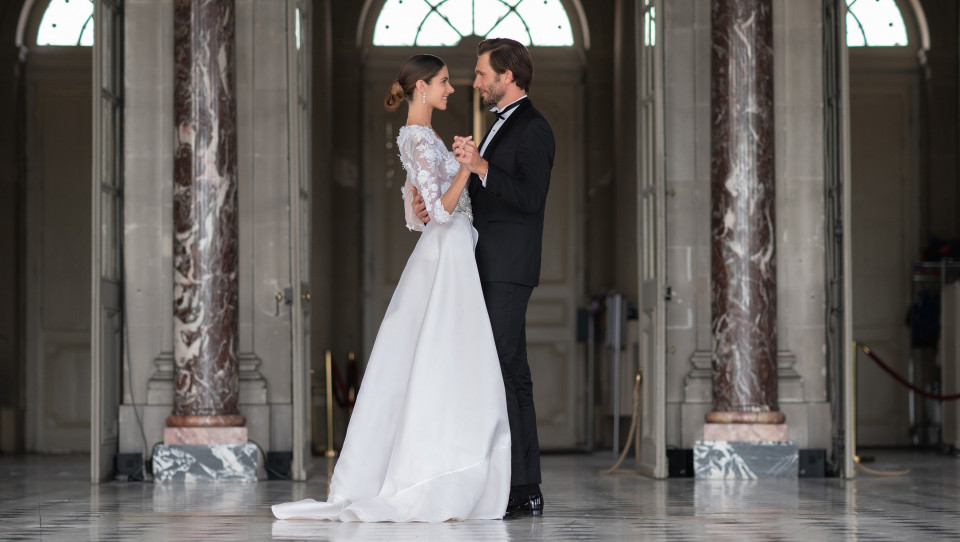 The Most Magical Paris Wedding