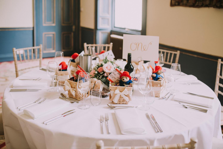 Dream Castle Goring Wedding | British Themed Wedding