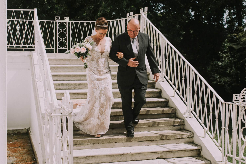 Wedding At Castle Goring