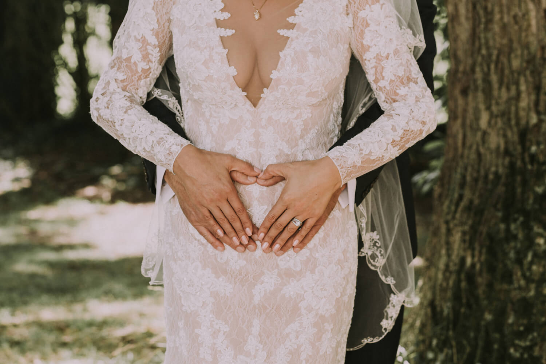 Castle Goring Wedding | Best Wedding Dress