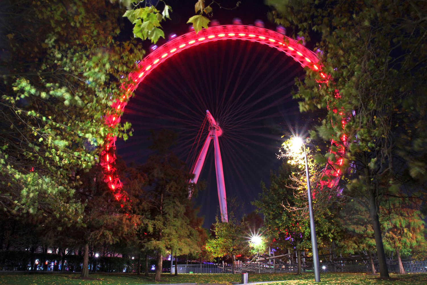 Private London Eye Event - Exclusive Hire For Anniversary